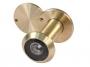 Átm. 14 optikai ajtókitekintő 15-25 mm-ig réz